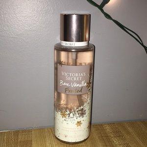 Victoria's Secret Body Mist: Bare Vanilla- Frosted